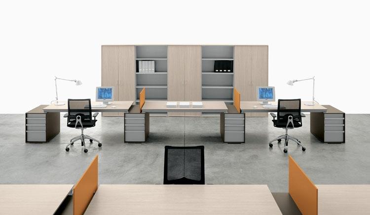 bureau op ratif contemporain am 3. Black Bedroom Furniture Sets. Home Design Ideas