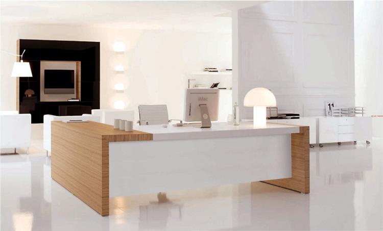 Bureau de direction de prestige am 41 mobilier de bureau for Surface de bureau