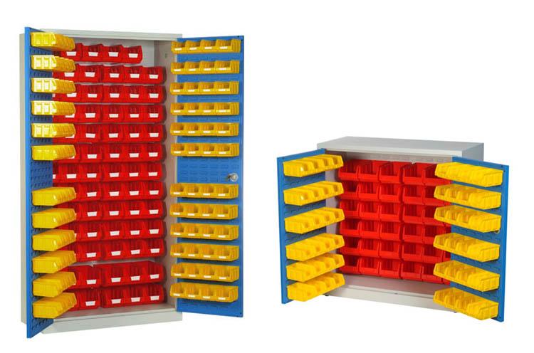 Armoire pour composants fos 5 mobilier de bureau - Meuble informatique industriel ...