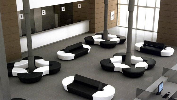 banquette d 39 accueil musee salles d 39 attente mb 1 mobilier de bureau. Black Bedroom Furniture Sets. Home Design Ideas