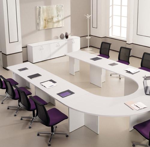 Table de réunion ovale OE 11  mobilier de bureau