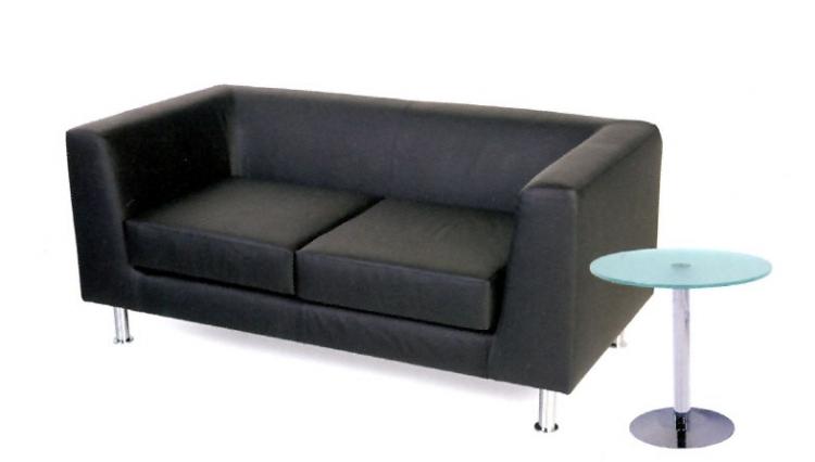 table basse plateau rond verre cor. Black Bedroom Furniture Sets. Home Design Ideas