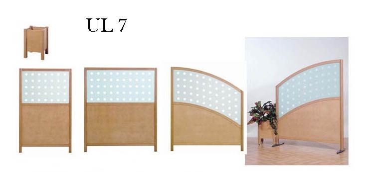 Claustra 7 ul mobilier de bureau - Claustra bureau ...
