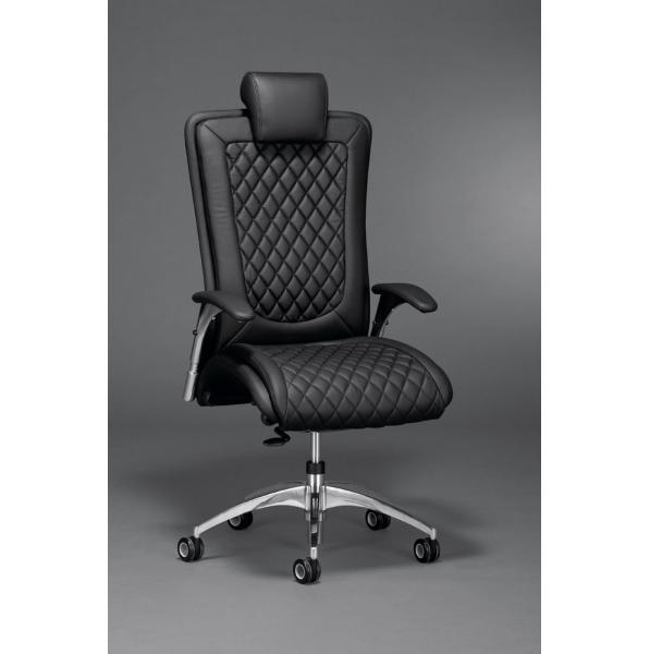 fauteuil de direction ergonomique hk las 1 mobilier de bureau. Black Bedroom Furniture Sets. Home Design Ideas