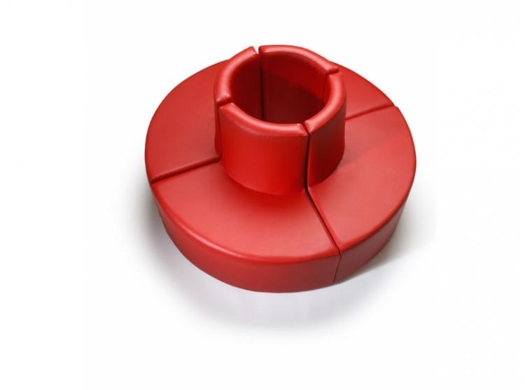 banquette accueil attente ies 1 mobilier de bureau. Black Bedroom Furniture Sets. Home Design Ideas
