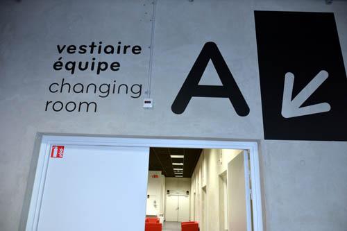 Les joueurs enfermés dans le vestiaire à Nice !