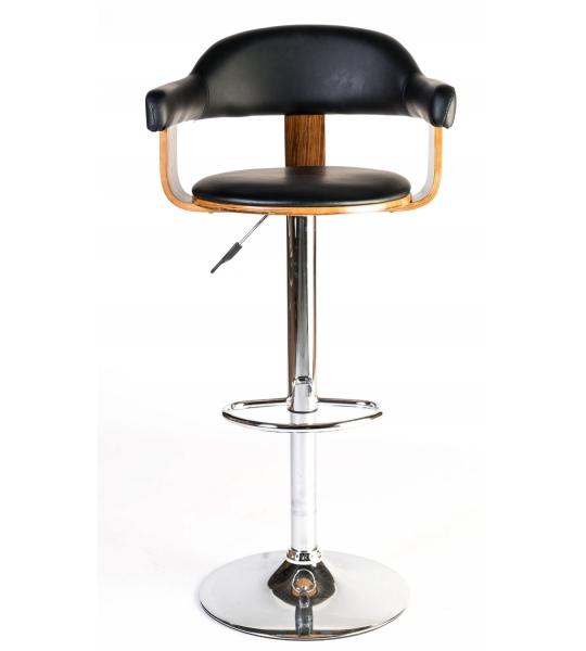 tabouret haut hauteur r glable vintage clyde ffo mobilier de bureau. Black Bedroom Furniture Sets. Home Design Ideas