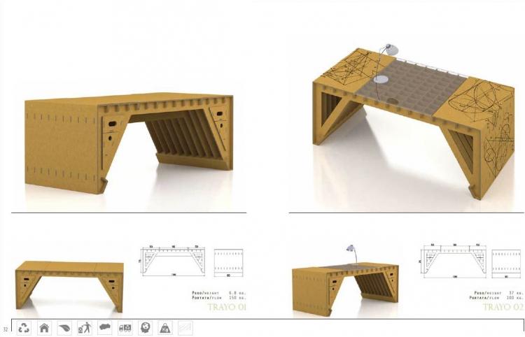 Bureau et meubles cologiques ran mobilier de bureau for Meuble bureau ecologique