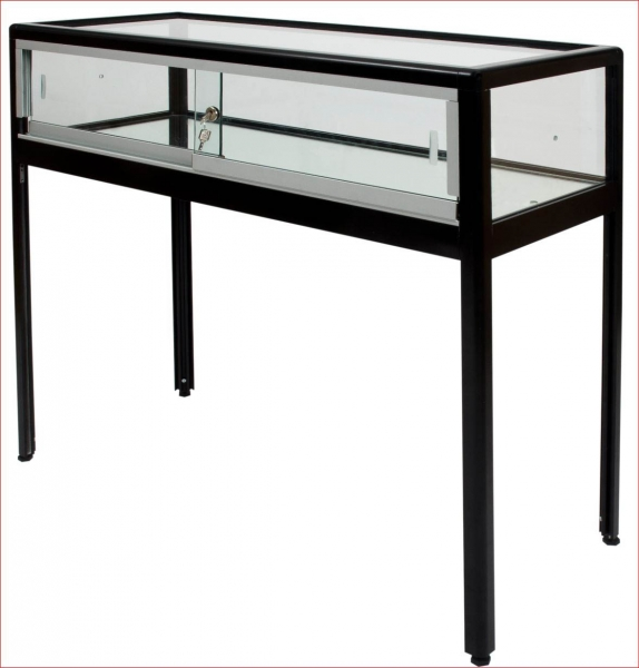 vitrine d 39 exposition sur pied pour objets lp 2 mobilier de bureau. Black Bedroom Furniture Sets. Home Design Ideas