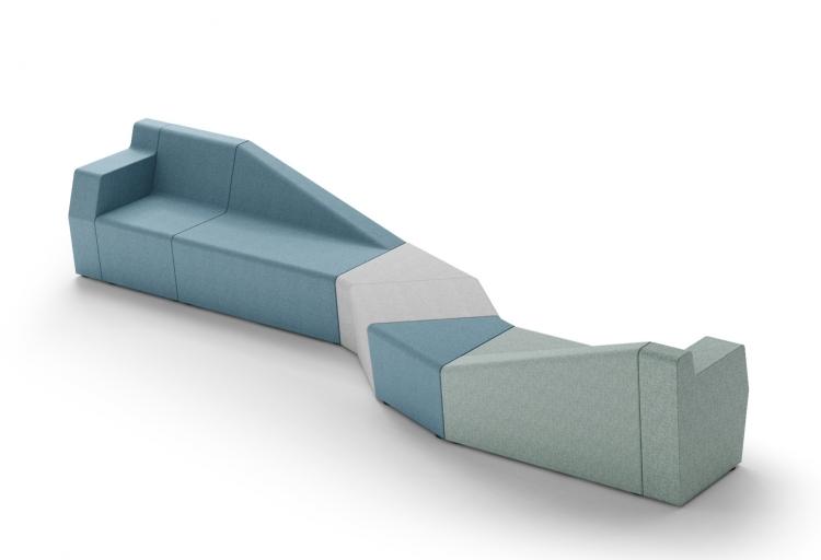 banquettes et canap pour mus e et salle d 39 attente os meen. Black Bedroom Furniture Sets. Home Design Ideas