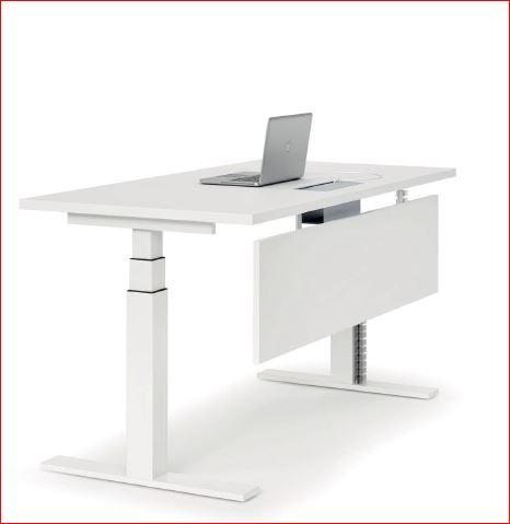 gamme bureau lectrique r glable 2 et 3 pieds uq mobilier de bureau. Black Bedroom Furniture Sets. Home Design Ideas