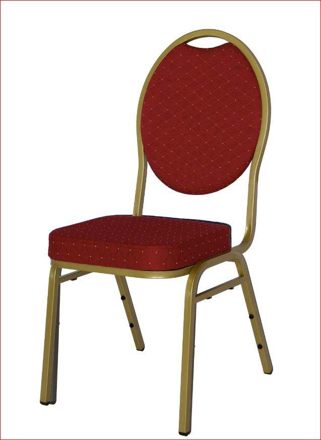 Chaise de restaurant confort empilable accrochable elf for Chaise de restaurant