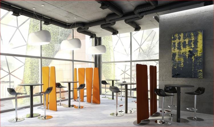 Cloison claustra design dm 1 mobilier de bureau - Cloison claustra ...