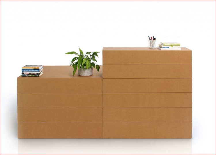 banque accueil cologique d montable ran green. Black Bedroom Furniture Sets. Home Design Ideas