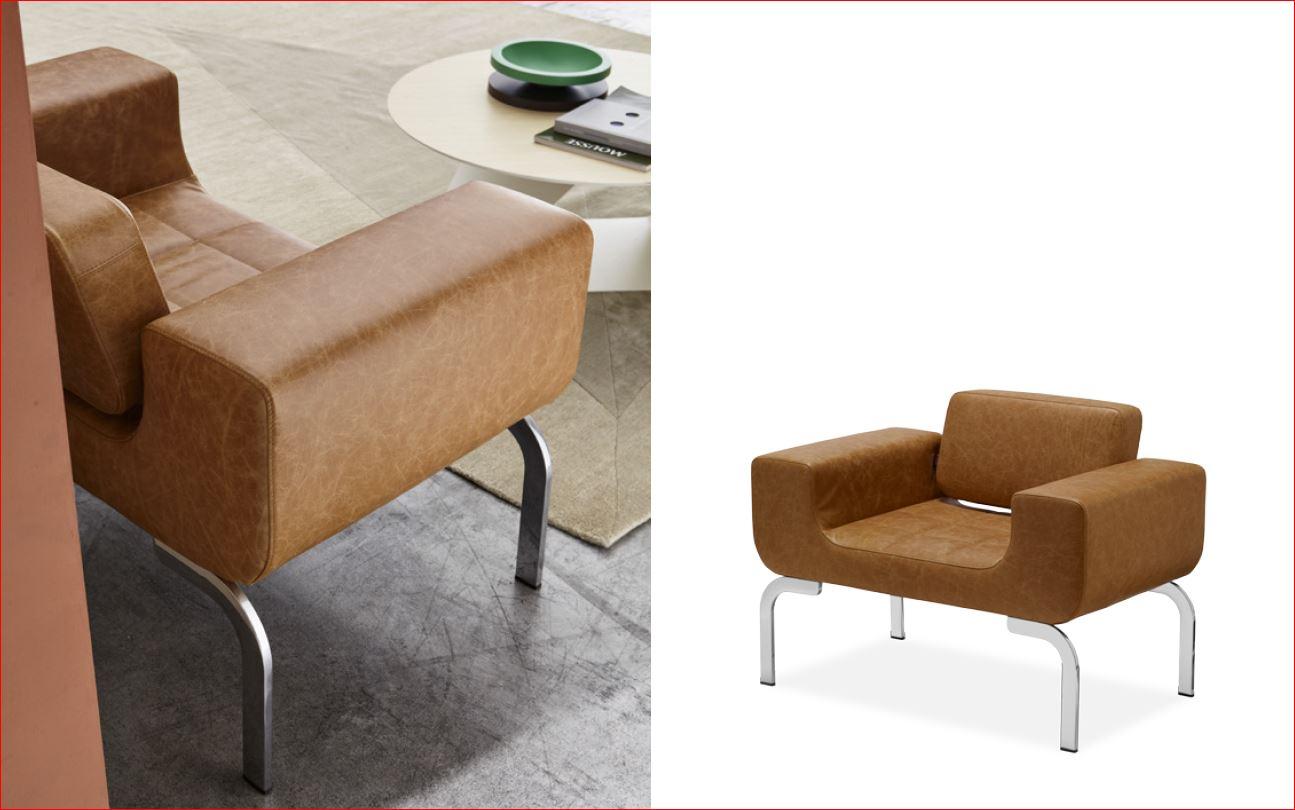 fauteuil de bureau prestige cuir vintage 4 tis. Black Bedroom Furniture Sets. Home Design Ideas