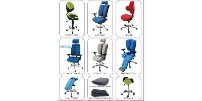 chaise de bureau handicape