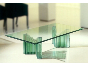 table basse :: table basse verre AG
