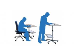 travail assis et debout
