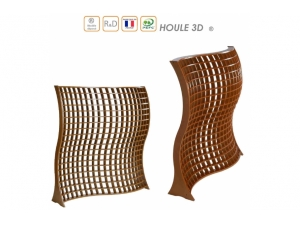 claustras :: claustra houle   3D    UL