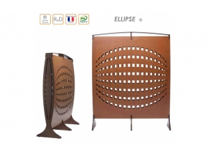 claustras :: claustra ellipse UL