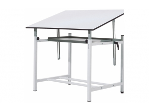 Mobilier industriel - Table a dessin architecte ...
