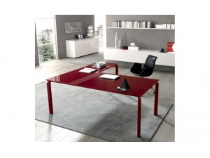 bureau direction :: bureau direction contemporain plateau verre AM 127