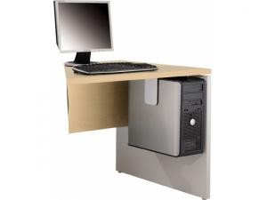 Mobilier et accessoires pour informatique - Support unite centrale sous bureau ...
