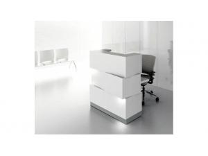 Banque d 39 accueil budget mobilier de bureau for Mobilier bureau zen