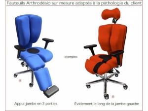 Chaises A Roulettes Handicapes Sieges Pour Arthrodese Reglable AD HK