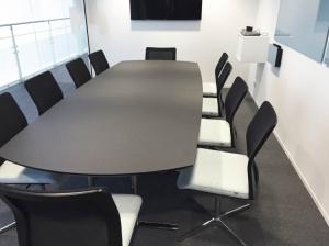 Table De Reunion Pliante Et Abattante